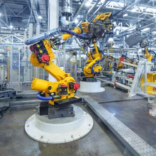 Makina Üretimi